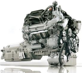 Motor - Mercedes VITO