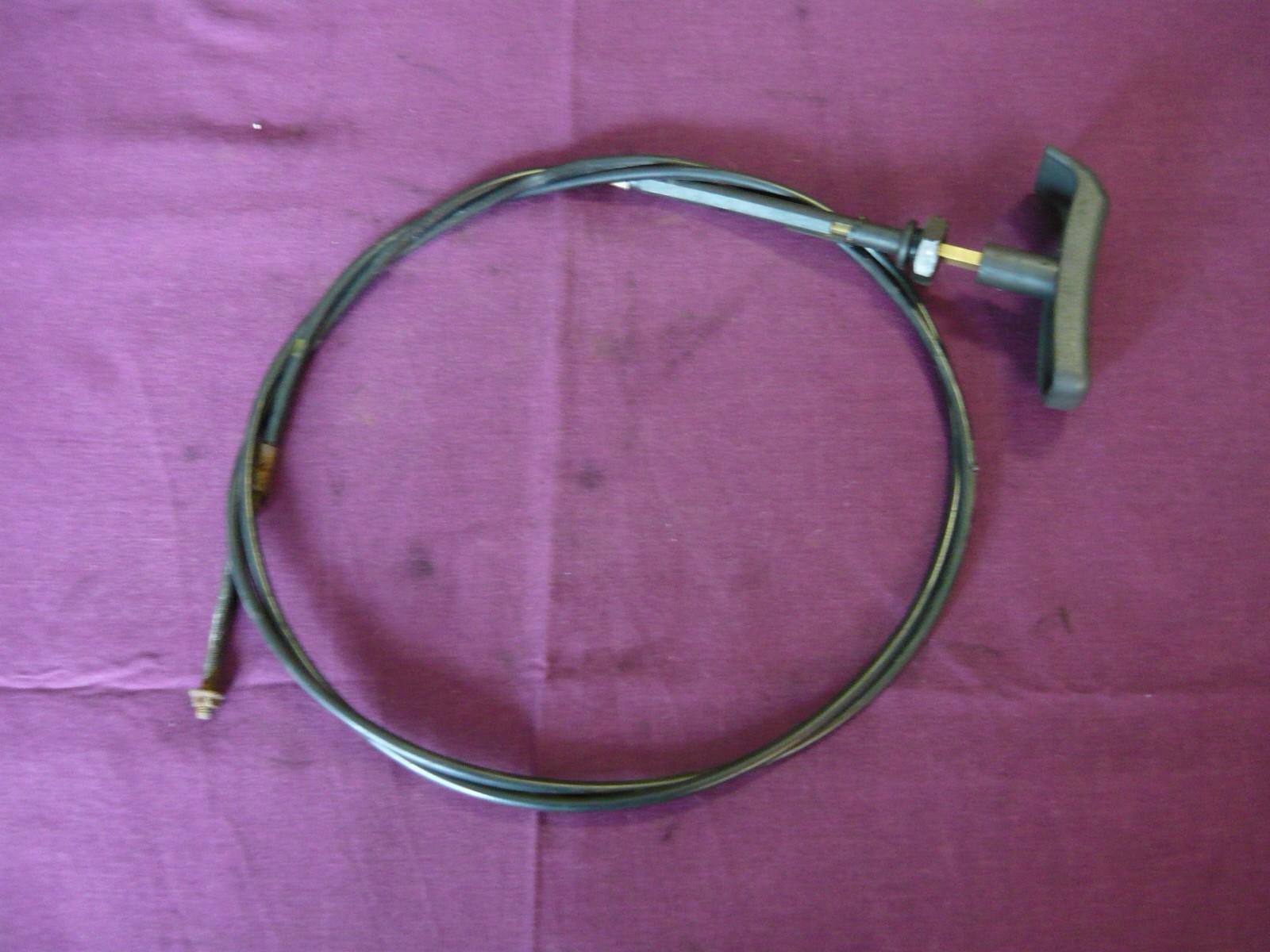 Cablu capota