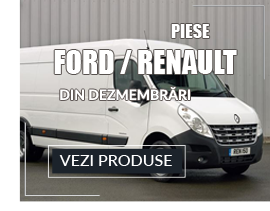 Piese dezmembrari Ford, Renault